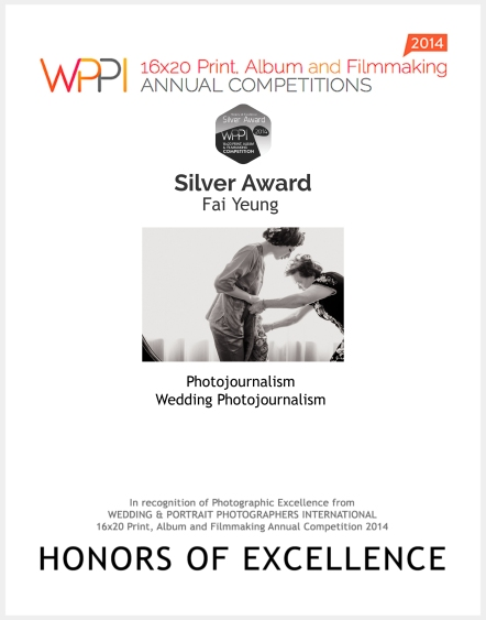 2014 WPPI - Members only - First Half Competition